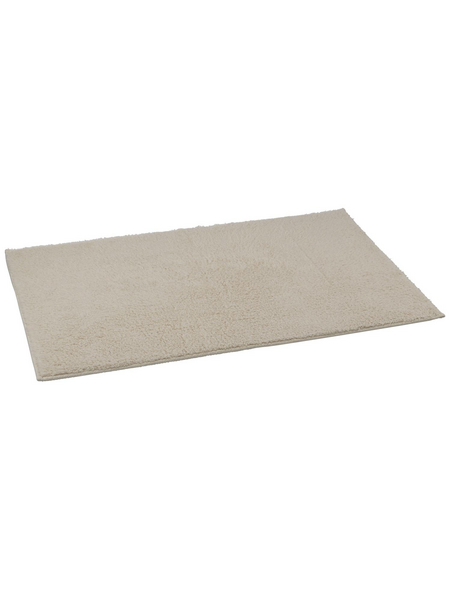 KLEINE WOLKE Badteppich »Kansas«, LxBxH: 90x60x1,4 cm