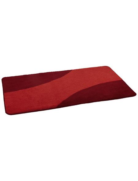 KLEINE WOLKE Badteppich »Xanten«, LxBxH: 120x70x2 cm