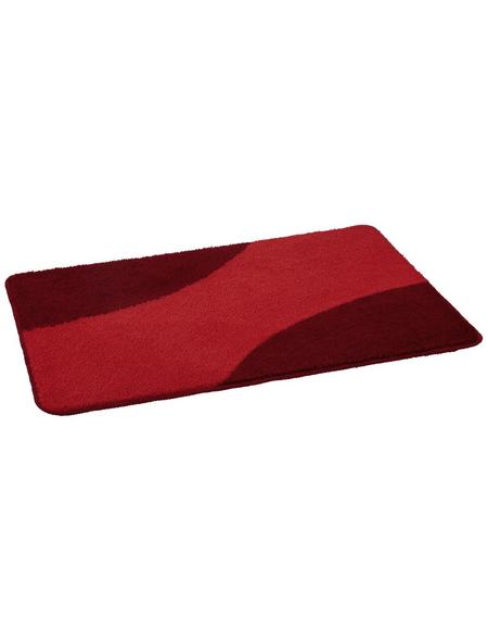 KLEINE WOLKE Badteppich »Xanten«, LxBxH: 90x60x2 cm