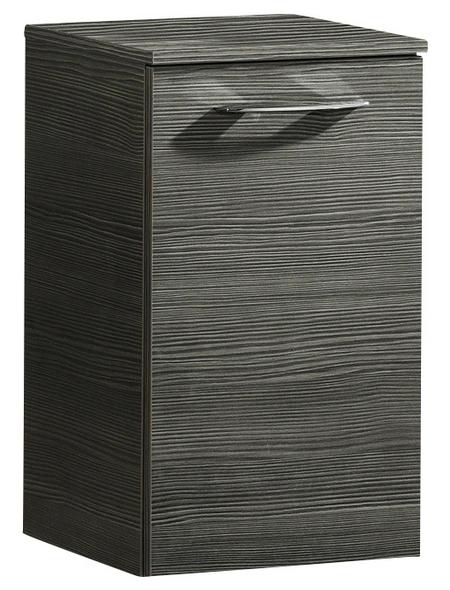 FACKELMANN Badunterschrank, B x H x T: 35,5 x 59 x 32 cm Anschlagrichtung: links