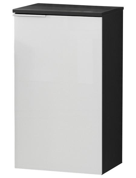 FACKELMANN Badunterschrank, B x H x T: 40,5 x 70 x 32 cm Anschlagrichtung: rechts