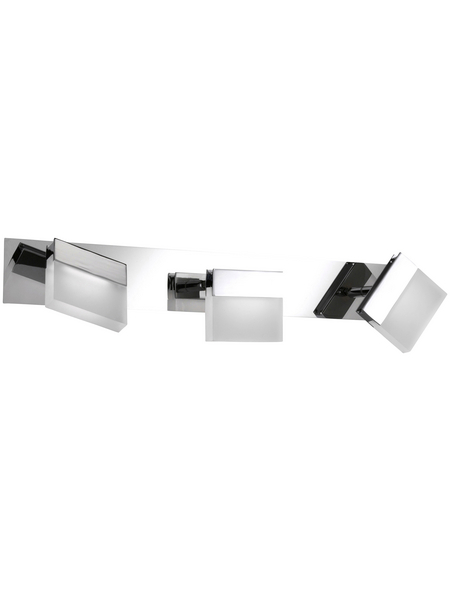 wofi® Balkenleuchte Aluminium/Metall/Glas
