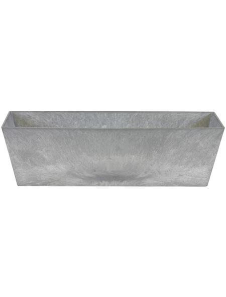ARTSTONE Balkonkasten »Ella«, BxHxT: 55 x 17 x 17 cm, grau