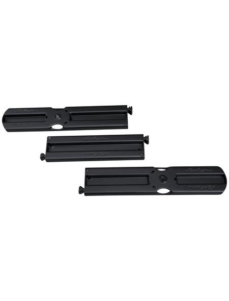 LECHUZA Balkonkastenhalter-Ergänzung, schwarz