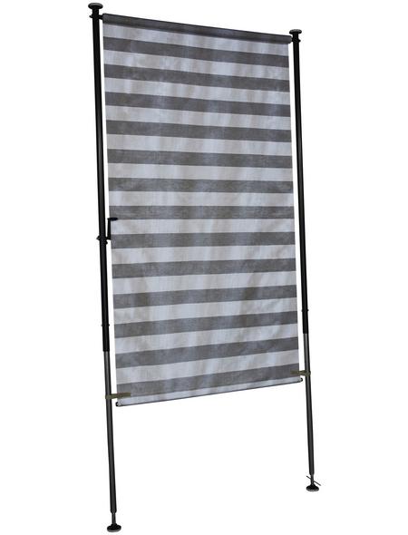 ANGERER FREIZEITMÖBEL Balkonsichtschutz, PE, LxH: 270 x 225 cm