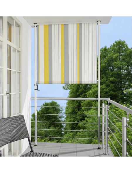 ANDIAMO Balkonsichtschutz, Polyacryl, LxH: 270 x 225 cm