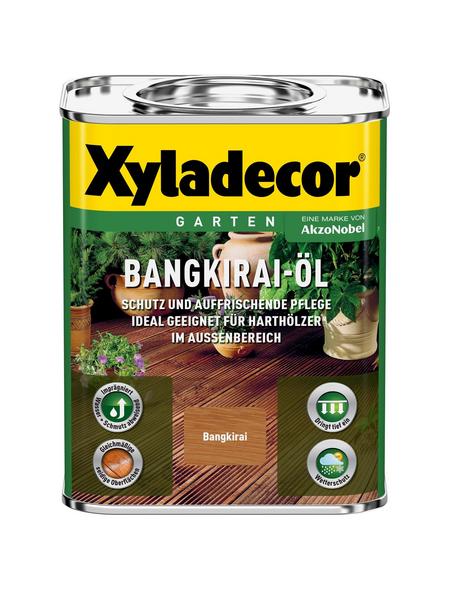 XYLADECOR Bangkirai-Öl, seidenglänzend, 0,75 l