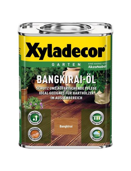 XYLADECOR Bangkirai-Öl, seidenglänzend, 2,5 l