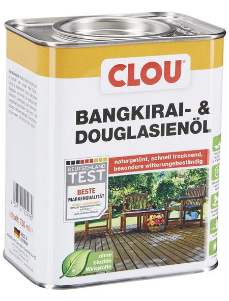 CLOU Bangkirai-Öl, transparent, 0,75 l