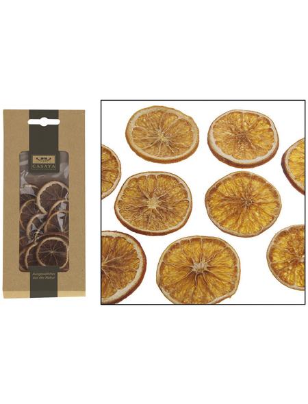 CASAYA Basteln Orangenscheiben Orange, 50 g
