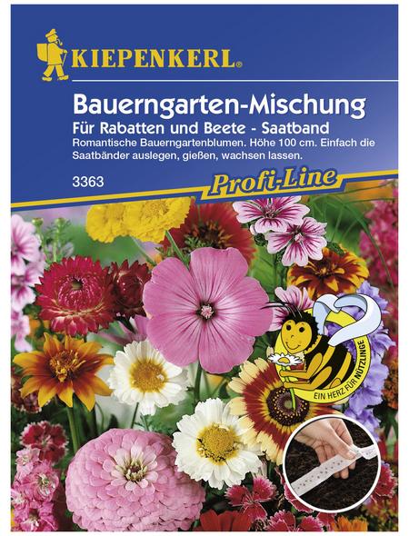 KIEPENKERL Bauerngarten für Rabatten und Beete, Samen, Blüte: mehrfarbig