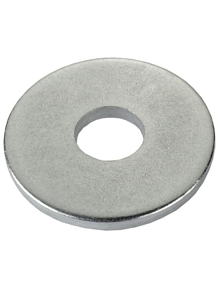 GECCO Bauscheibe, Stahl, Ø 22 x 2 mm, 40 St.