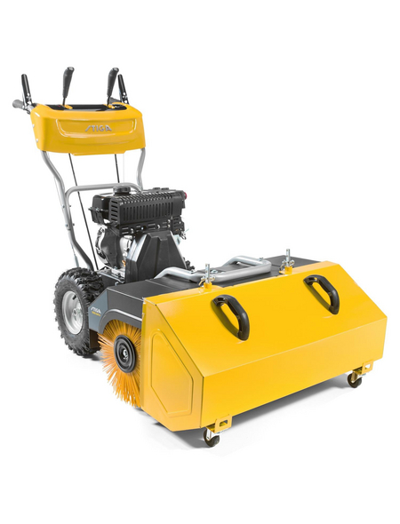 STIGA Benzin-Kehrmaschine »SWS 600 G«, 4400 W, Arbeitsbreite: 600 cm