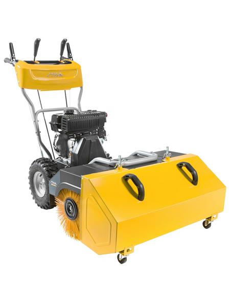STIGA Benzin-Kehrmaschine »SWS 800 G«, 4400 W, Arbeitsbreite: 800 cm