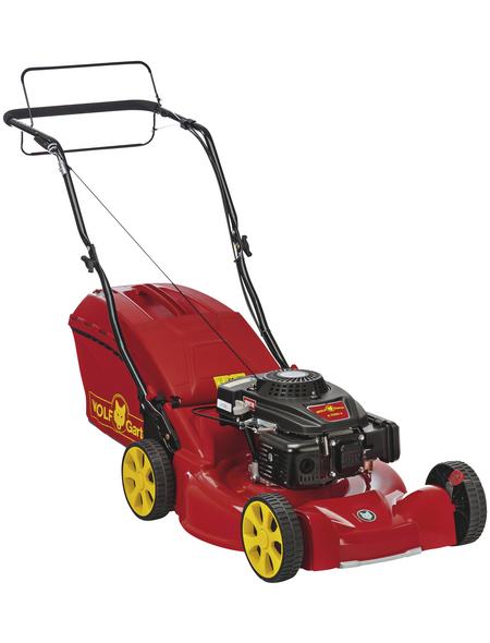 WOLF GARTEN Benzin-Rasenmäher »A-Serie mit Radantrieb«, 2,5 kW, Schnittbreite: 53 cm