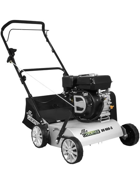 MR. GARDENER Benzin-Vertikutierer, 0,52 kW, Arbeitsbreite: 40 cm