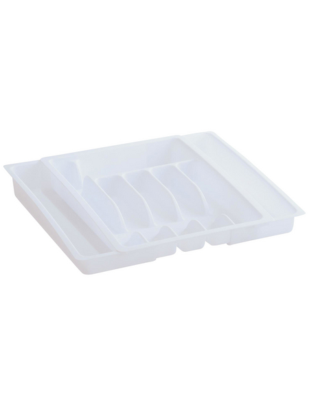 ZELLER Besteckkasten, Kunststoff