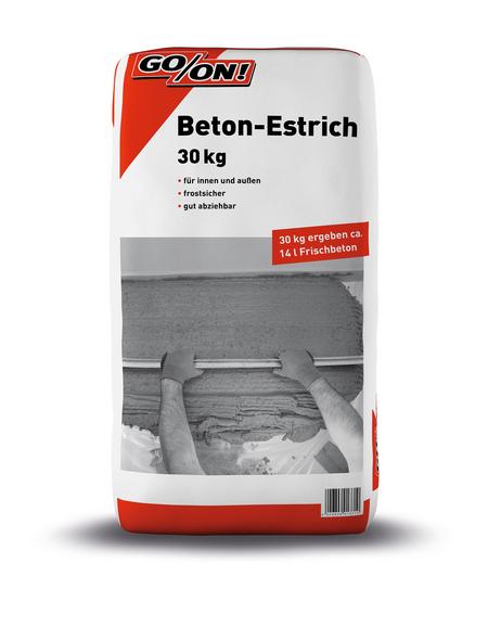 GO/ON! Beton-Estrich, 30 kg Sack