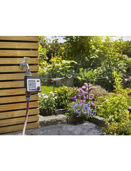 GARDENA Bewässerungssteuerung »Master«, mit LCD-Anzeige