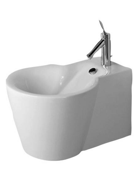 DURAVIT Bidet »Starck 1«, weiß, BxHxT: 41 x 32 x 57.5 cm