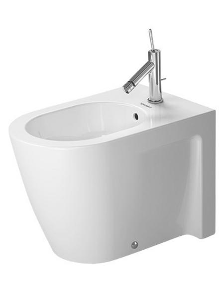 DURAVIT Bidet »Starck 2«, weiß, BxHxT: 37 x 40 x 57 cm