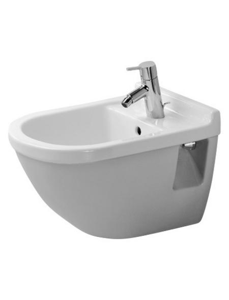DURAVIT Bidet »Starck 3«, weiß, BxHxT: 36 x 32 x 54 cm