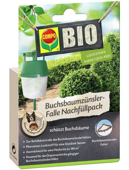 COMPO BIO Buchsbaumzünsler-Falle Nachfüllpack