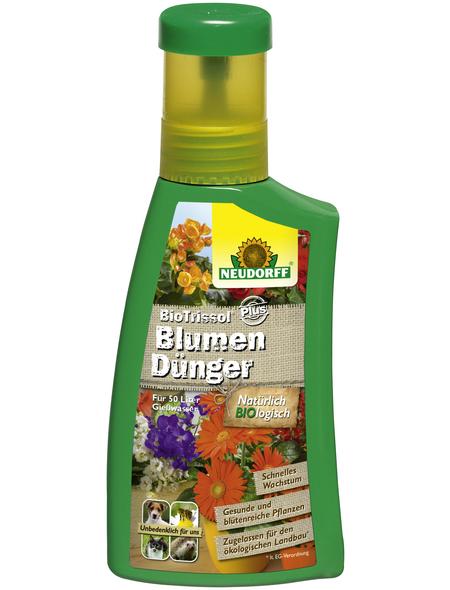 NEUDORFF BioTrissol Plus Blumendünger 0,25 l