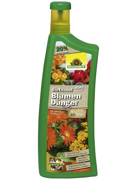 NEUDORFF BioTrissol Plus Blumendünger 1,2 l