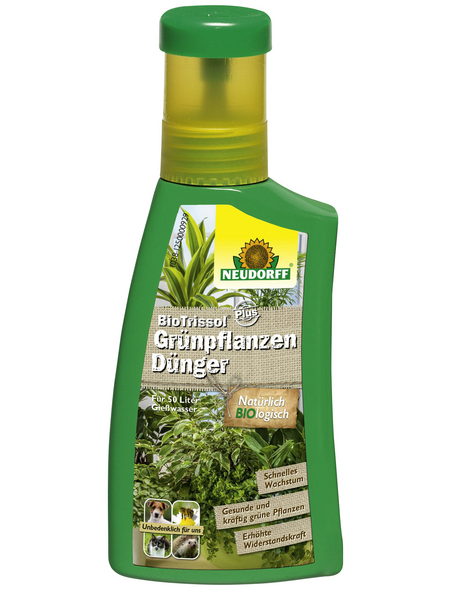 NEUDORFF BioTrissol Plus GrünpflanzenDünger 0,25 l