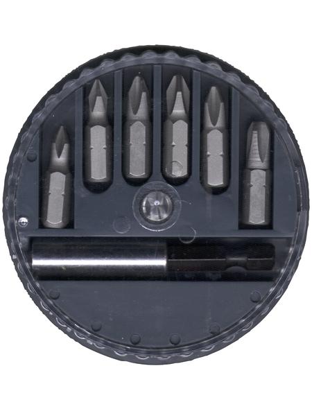 CONNEX Bitset, 2x PH 1, 3x PH 2, 1x PH 3 , Silber, in Drehbox mit Universal-Magnethalter