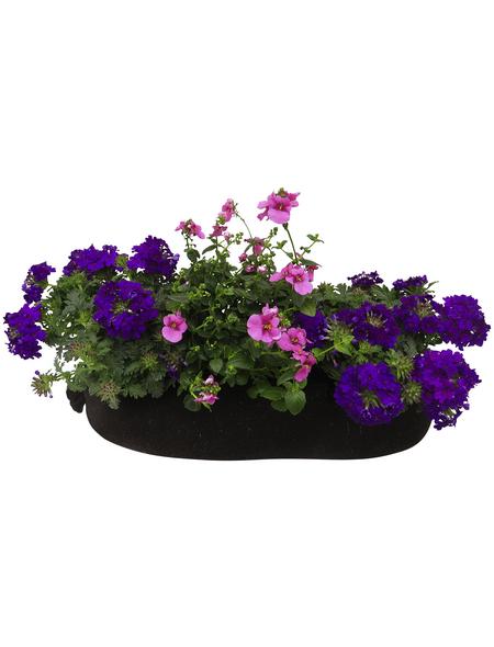 BLUMIXX Blumenbag Sommer 60 cm, Blüte: gemischt