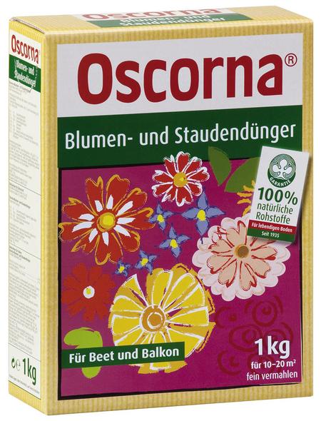 Oscorna Blumendünger, 1 kg, für 15 m²