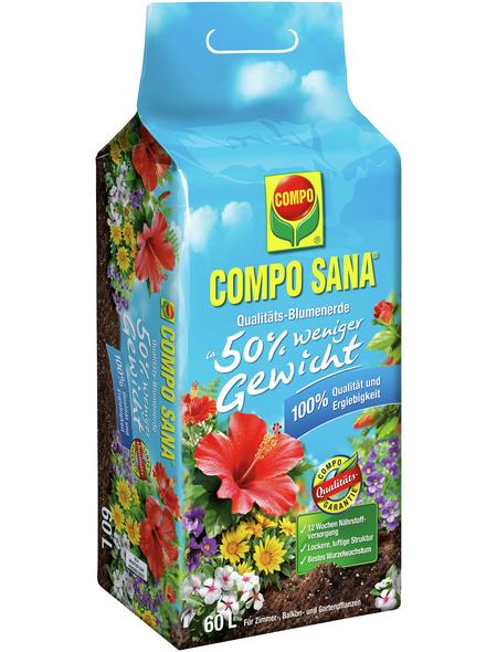 COMPO Blumenerde »COMPO SANA®«, für Blumen