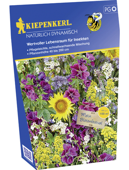 KIEPENKERL Blumenmischung, Samen
