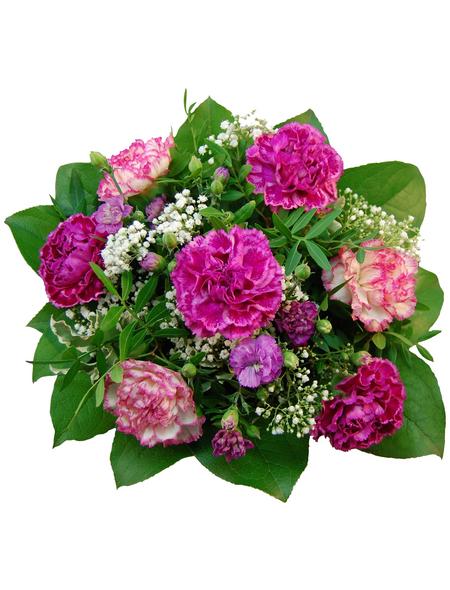 Blumenstrauß »Nelke«, Ø 31–35 cm