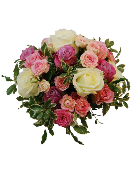 Blumenstrauß »Rosen«, Ø 28–32 cm
