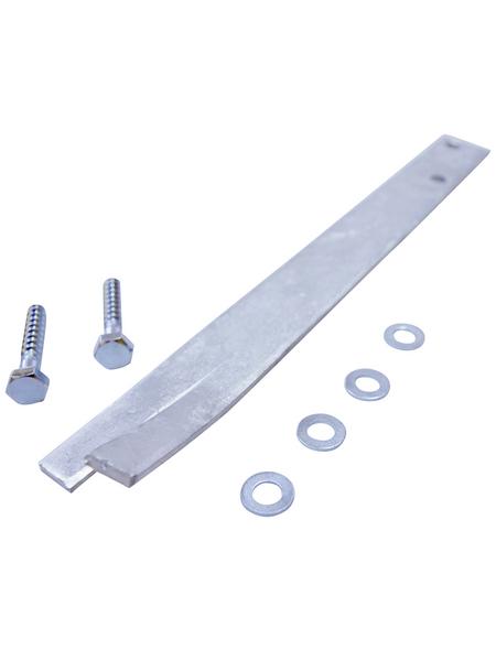 WEKA Bodenanker-Set, Metall, geeignet für: Tabaluga Klettergerüst mit und ohne Tornetz