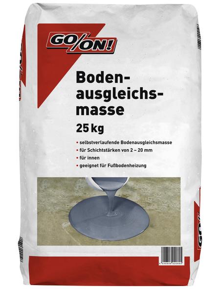 GO/ON! Bodenausgleichsmasse, für Beton und Zement