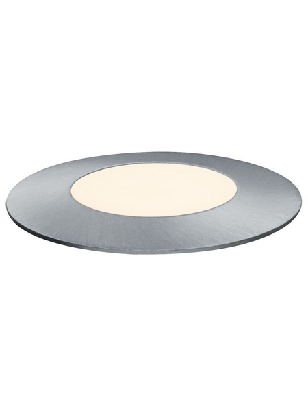 PAULMANN Bodeneinbauleuchte »Plug & Shine Floor Mini«, 2,5 W, dimmbar, IP65, warmweiß