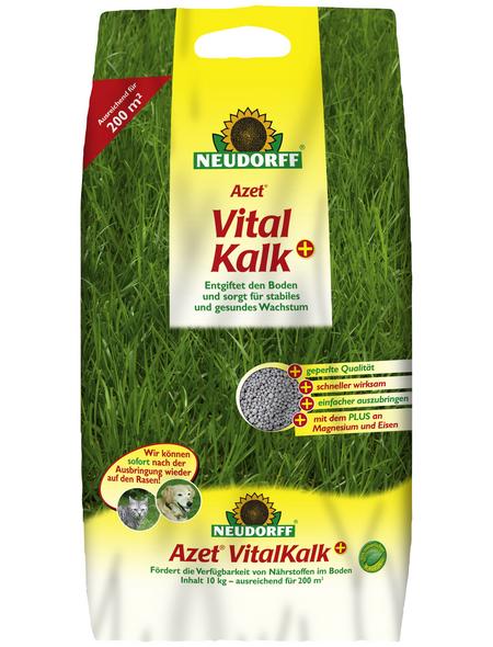 NEUDORFF Bodenhilfsstoff »Vitalkalk+«, 10 kg, für 200 m²