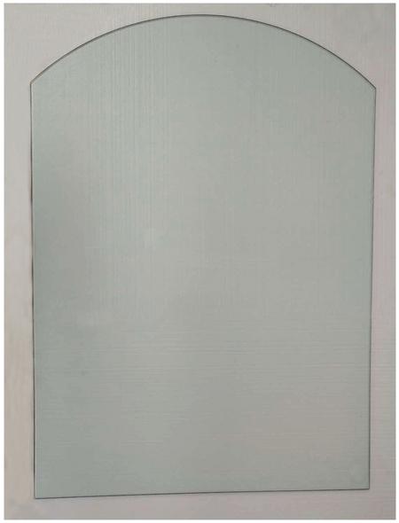 TIS Bodenplatte zum Funkenschutz, Sicherheitsglas, BxL: 140 x 100 cm
