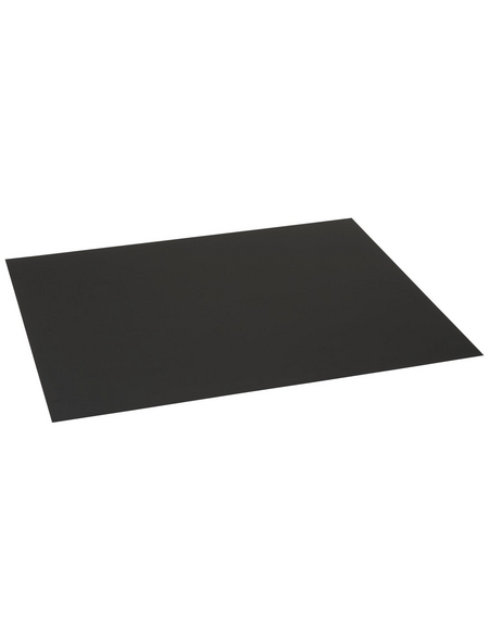 FIREFIX® Bodenplatte zum Funkenschutz, Stahl, BxL: 90 x 105 cm
