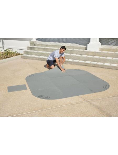 BESTWAY Bodenschutzfliese »Lay-Z-Spa«, Breite: 216 cm, Polyethylen (PE)