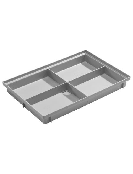ACO Bodenwanne »Vario«, Kunststoff, 400 x 600 mm
