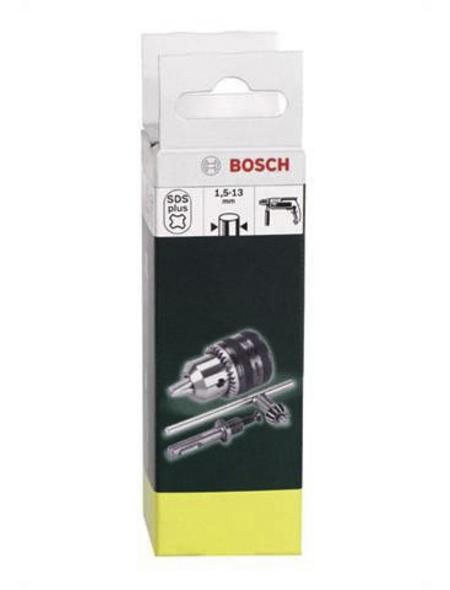 BOSCH Bohrfutteradapter, Geeignet für: Bohrhämmer mit SDS-plus-Aufnahme aller Elektrowerkzeugmarken