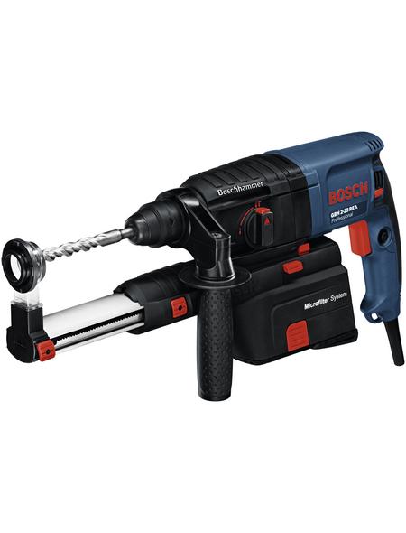 BOSCH PROFESSIONAL Bohrhammer, 710 W, ohne Akku