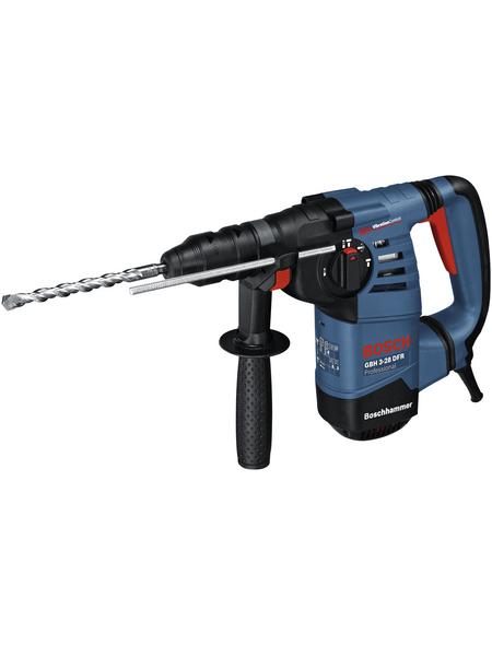 BOSCH PROFESSIONAL Bohrhammer »GBH 3-28 DFR«, 800 W, 900U/min