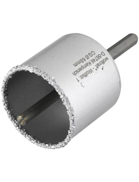 WOLFCRAFT Bohrkranz, Ø: 68 mm, Hartmetall
