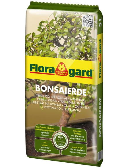 FLORAGARD Bonsaierde, für Bonsai